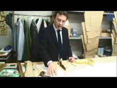 Vicent Fossas, maestro camisero, nos muestra cómo se confecciona una camisa artesanalmente