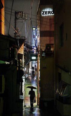 Tokyo, Taipei in the rain - Christophe Jacrot Photographies