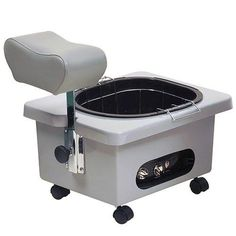 PORTABLE FOOTSIE PEDI TUB-  Comes in many colors! Shop now!