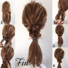 #mayahairNO60 のヘアアレンジのやり方です 【アレンジプロセス】 ①耳上までの髪を1つに結びます。 ②みつえりまでの髪を①の上でクロスさせか髪の毛同士を結びます。 ③クロスさせた髪を①で結んだりゴムの下までもっていきます。 ④持ってきた髪をクロスさせもう一度髪の毛同士を結びます。 ⑤結んだ髪をゴムで留め、この様な状態にします。 ⑥全ての髪を1つにしてクルリンパします。 Fin→バランスを見て毛束を引き出して完成です❤️ マジェステ @yuiyumama9116 #簡単アレンジ#セルフアレンジ#波ウェーブ#クルリンパ#お洒落#アレンジやり方##ポニーテール#三つ編み#ヘアアレンジ#ヘアセット#髪型#ヘアスタイル#ヘアアクセ#マジェステ#シェリヘアデザイン#福岡#ママ美容師#beautiful#cute#love#girl#hairarrange#hair#hairset#Fashion#CHERIEhairdesign#salon#hairstyle