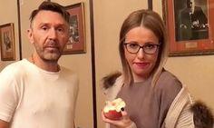 Сергей Шнуров и Ксения Собчак закатили мега скандал