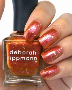 Deborah Lippmann Holiday 2014 Collection Marrakesh Express Review and Swatches