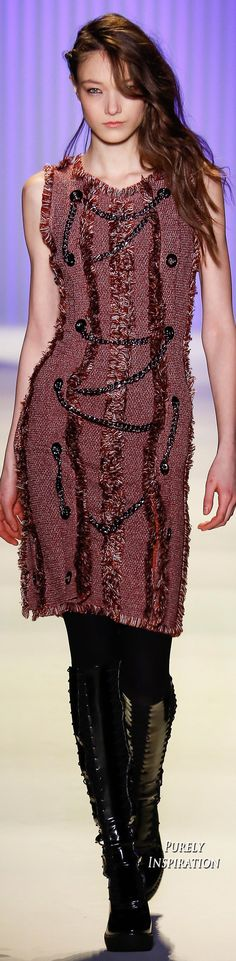 Hervé Léger by Max Azria FW2016 Women's Fashion RTW   Purely Inspiration