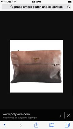 Prada ombre clutch Prada Clutch, Sarah Jessica Parker, Womens Fashion, Women's Fashion, Woman Fashion, Fashion Women, Curvy Women Fashion