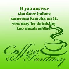 Coffee jokes