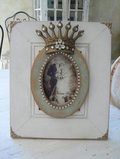 Royal Wedding Frame  by:Norma Rapko