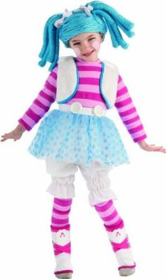 Lalaloopsy Costume for Halloween