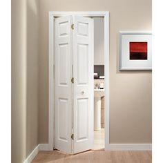 Woburn Grained Bi-Fold 1981x762mm - Bi-Fold Doors - Interior Timber Doors -Doors & Windows - Wickes   £54.99