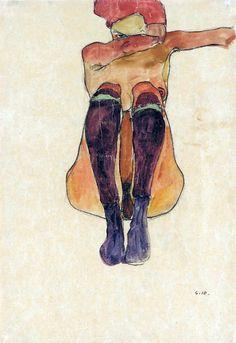 Egon Schiele (1910)