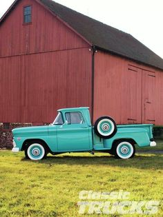 Gorgeous StepSide - We love #Classic #Trucks.