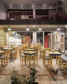 Image 3 of 17 from gallery of Alaloum Board Game Café / Triopton Architects. Photograph by Dimitris Kleanthis