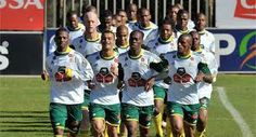 The South African boys