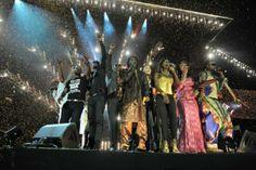 Final - Nuit Africaine au Stade de France Réalisation : Patrick Savey