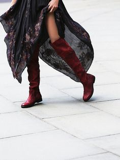 Free People Ravyn Over the Knee Boot, $530.00