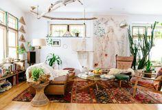 The New Bohemians | HOME DECOR #justinablakeney #thejungalow #boho