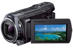 The Sony HDR-PJ810 is a Full HD 60p/24p Camcorder with advanced Manual Controls, 50-lumen projector and 32GB internal memory. Read the full Sony HDR-PJ810 review. #sonyhdrpj810 #sonycamcorders #sonyactioncam #actioncamcorders #projectorcamcorders