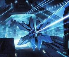 Tron legacy concept artwork | #1 Design Utopia Trend