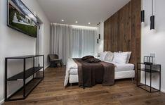 Červený Hrádek u Plzně - [AH]INTERIORS Divider, Room, Furniture, Home Decor, Projects, Bedroom, Decoration Home, Room Decor, Rooms