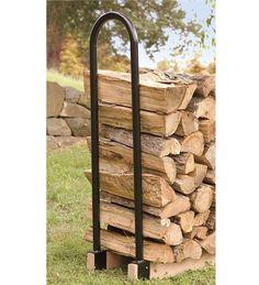 Main image for Steel Outsider Log Rack Ends