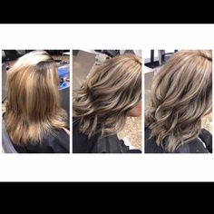 Another snapshot of Bethanie Peirce's work!! Wow!! ��#alldolledup #transformation #haircolor #cosmetology #blondehair #lowlights #highlights #utopiasalonandspa #healthyhair #hairstyles #talent #hairstylist #hairspiration #hair101 http://tipsrazzi.com/ipost/1523420560431758747/?code=BUkRu2kD72b