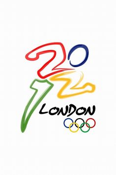 A clever alternate 2012 Olympics logo.