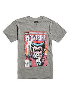 Retractable claws rule // Marvel Wolverine issue 1 Comic Cover T-Shirt