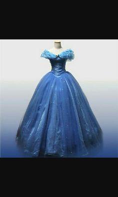 cinderellas jurk