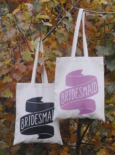 Bridesmaid Bag - Rose