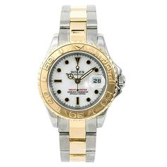 64e12156f6d Rolex Yacht-Master Automatic-self-Wind Female Watch 169623 (Certified  Pre-Owned
