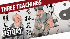 The Three Teachings Taoism, Buddhism and Confucianism have been a backbone of Chinese society and culture since the bronze age. The Three teachings are still. Charles Darwin, World Religions, World Cultures, Asian History, Art History, Important Inventions, Darwin Theory, Chinese Philosophy, Middle School History