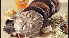 """December is all about the holiday season! What are your favorite holiday food traditions? The Foodsitter family is partially German, so our favorite parts are the """"Lebkuchen"""" (soft gingerbread cakes typically covered with chocolate). Gingerbread Cake, Christmas Gingerbread, German Christmas, Merry Christmas, Christmas Cooking, Christmas Desserts, Bavarian Recipes, Dessert Table, Holiday Recipes"""