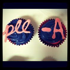 Pretty little liar cupcake