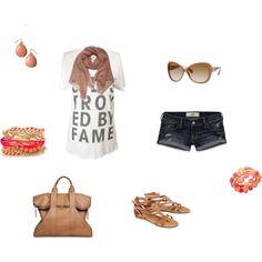 summeeeerrrrr with jeans :)