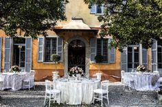 Elegant Wedding Villa on Como Lake - Destination Wedding in Italy