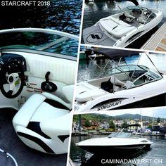 Starcraft 2018 _______ Weitere Details unter www.CaminadaWerft.ch Oder einfach über Telefon +41 (41) 340 40 14 C. Müsken  #starcraftmarine #motorboat #motorboot #schweiz #suisse #svizzera #luzern #basel #zürich #genf #geneva #vierwaldstättersee #zürisee #zürichsee #bodensee #speedboot #walensee #genfersee #lacleman #neuenburgersee #lacdeneuchatel #langensee #lagomaggiore #luganersee #lagodielugano #thunersee