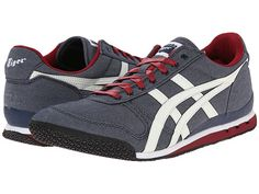 Onitsuka Tiger by Asics Ultimate 81® Light Grey/Captain Blue - Zappos.com Free Shipping BOTH Ways