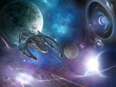 Andromeda_Ascendant by zananeichan.deviantart.com on @deviantART