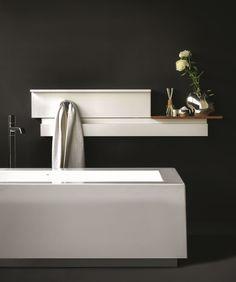 RIFT | Horizontal decorative radiator by @tubesradiatori  #design Ludovica+Roberto Palomba , Matteo Fiorini