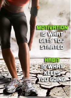 BEING FIT REQUIRES DEVELOPING HEALTHY HABITS