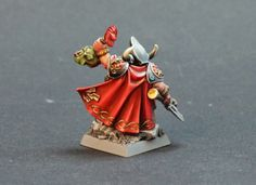Dwarf Lord - Conversion by Darkdwarf