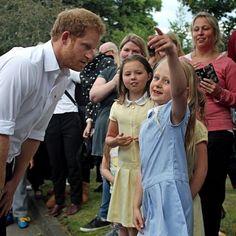 ヘンリー王子、6歳児の女の子からプロポーズされる!?