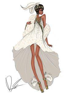 Tiana by Daren the Designer