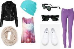 """In an Other World"" by dominicaworth on Polyvore"