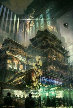 #cyberpunk #SciFi #futurism #futuristic #sciencefiction #dystopia #utopia