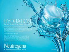Neutrogena SkinCare Advertising