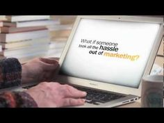 What if someone took all the hassle out of marketing?