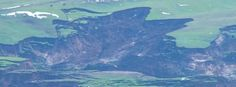Massive landslide in Osh region, Kyrgyzstan