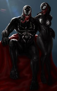 Venom by soiktv on DeviantArt