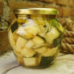 Zucchini einlegen - Erprobtes Rezept aus Tschechien