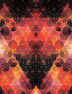 art, Complex, design, digital, geometry, hypnotic, Inspiration, kaleidoscopicKaleidoscopes by Andy Gilmore